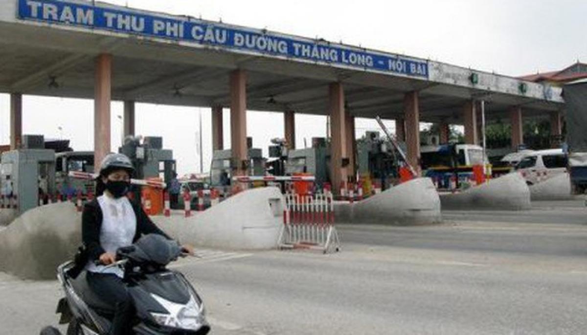 Cử tri thành phố Hà Nội vừa tiếp tục có văn bản gửi Bộ Giao thông Vận tải xem xét dỡ bỏ trạm BOT Bắc Thăng Long - Nội Bài.