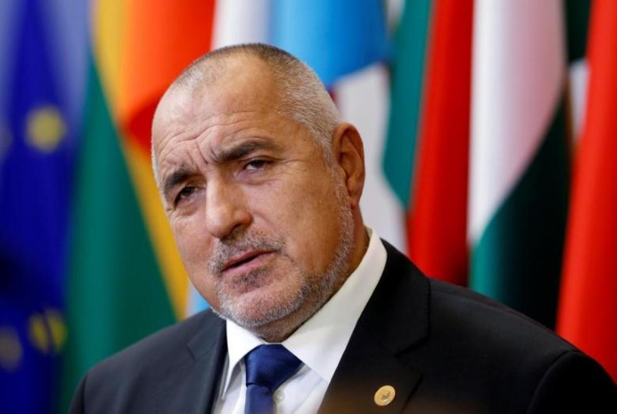 Thủ tướng Boyko Borissov. ẢnhReuters