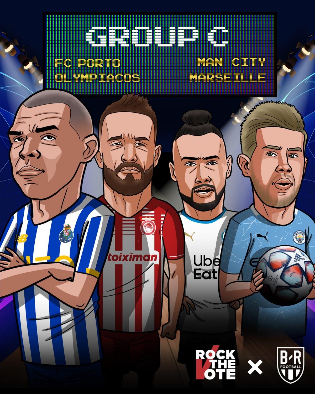 22/10 02:00 Man City - FC Porto 22/10 02:00 Olympiacos – Marseille