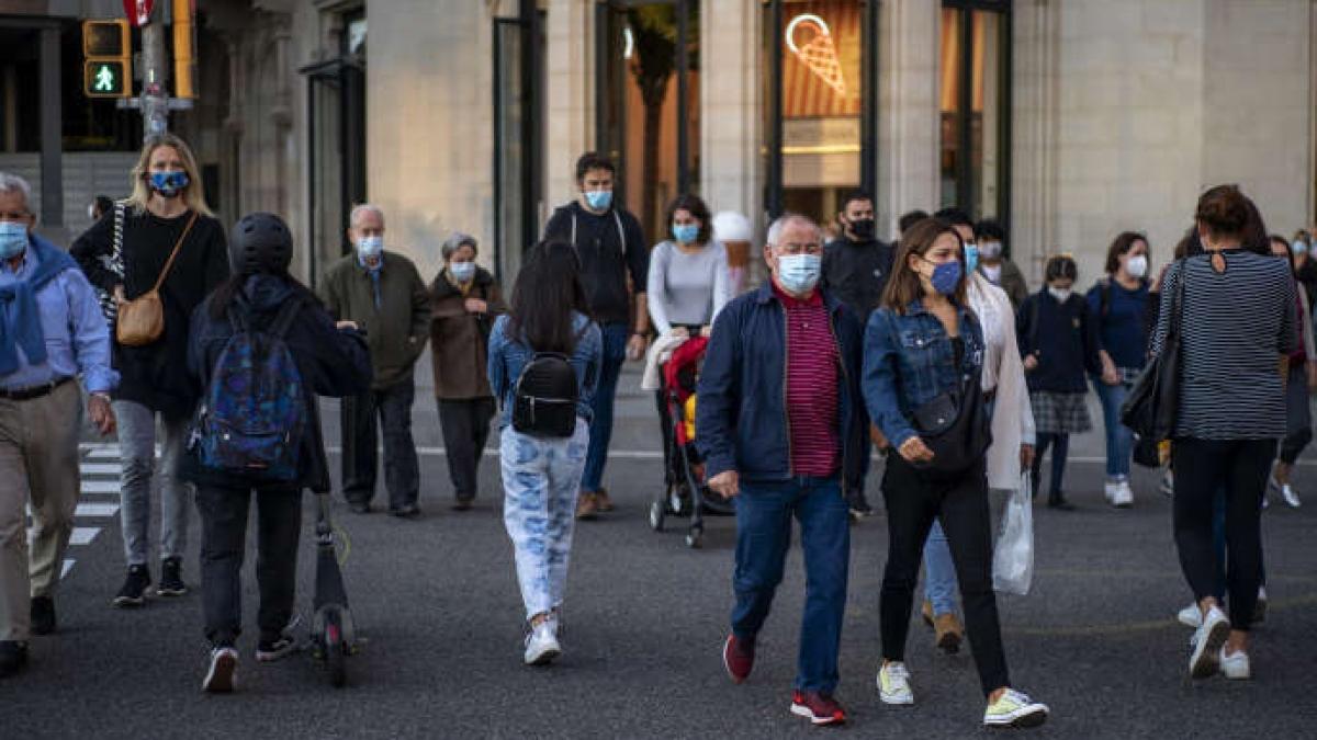 Tây Ban Nha là nước Tây Âu đầu tiên có trên 1 triệu ca nhiễm. Ảnh: El Pais