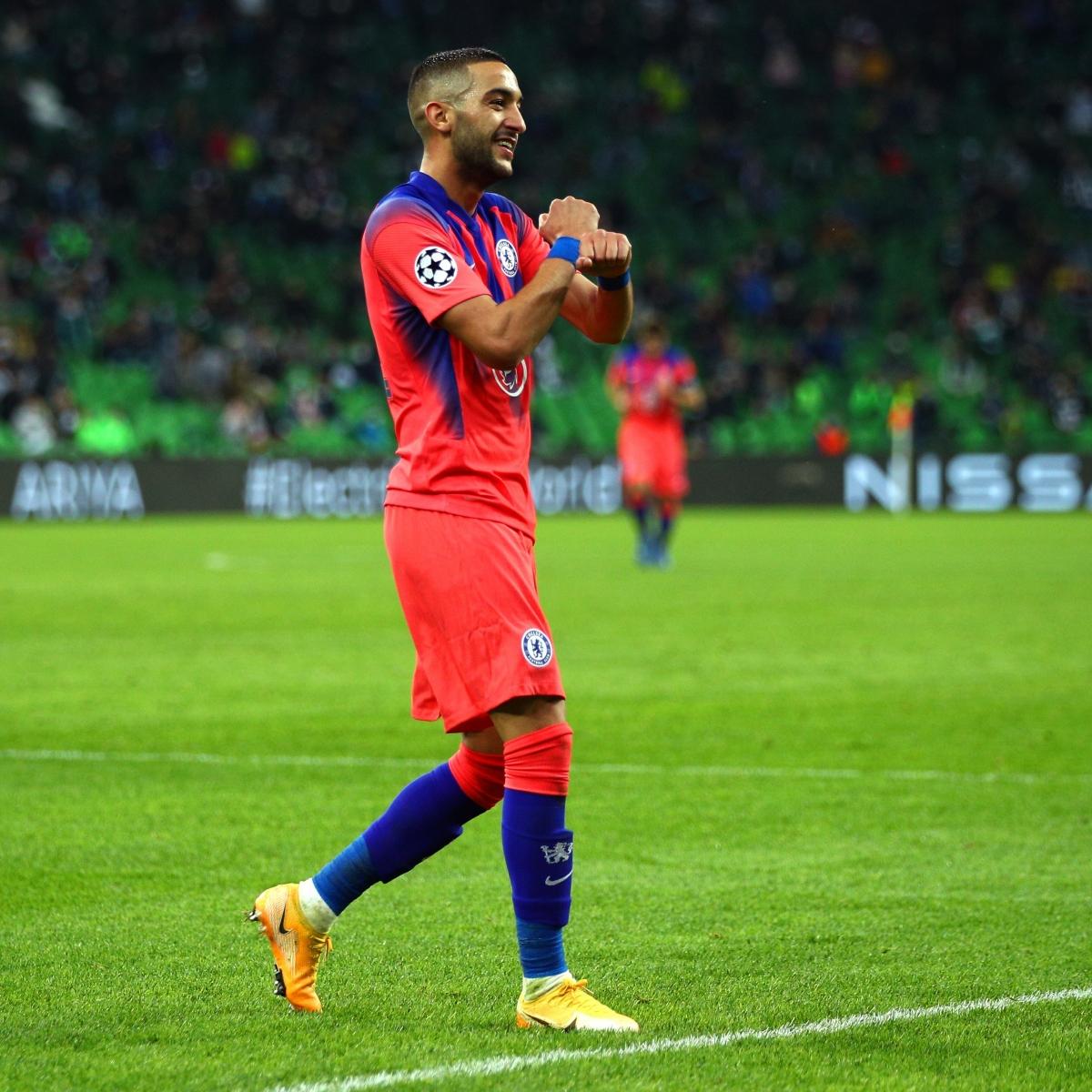 Chelsea giành chiến thắng 4-0 trên đất Nga (Ảnh: Getty).