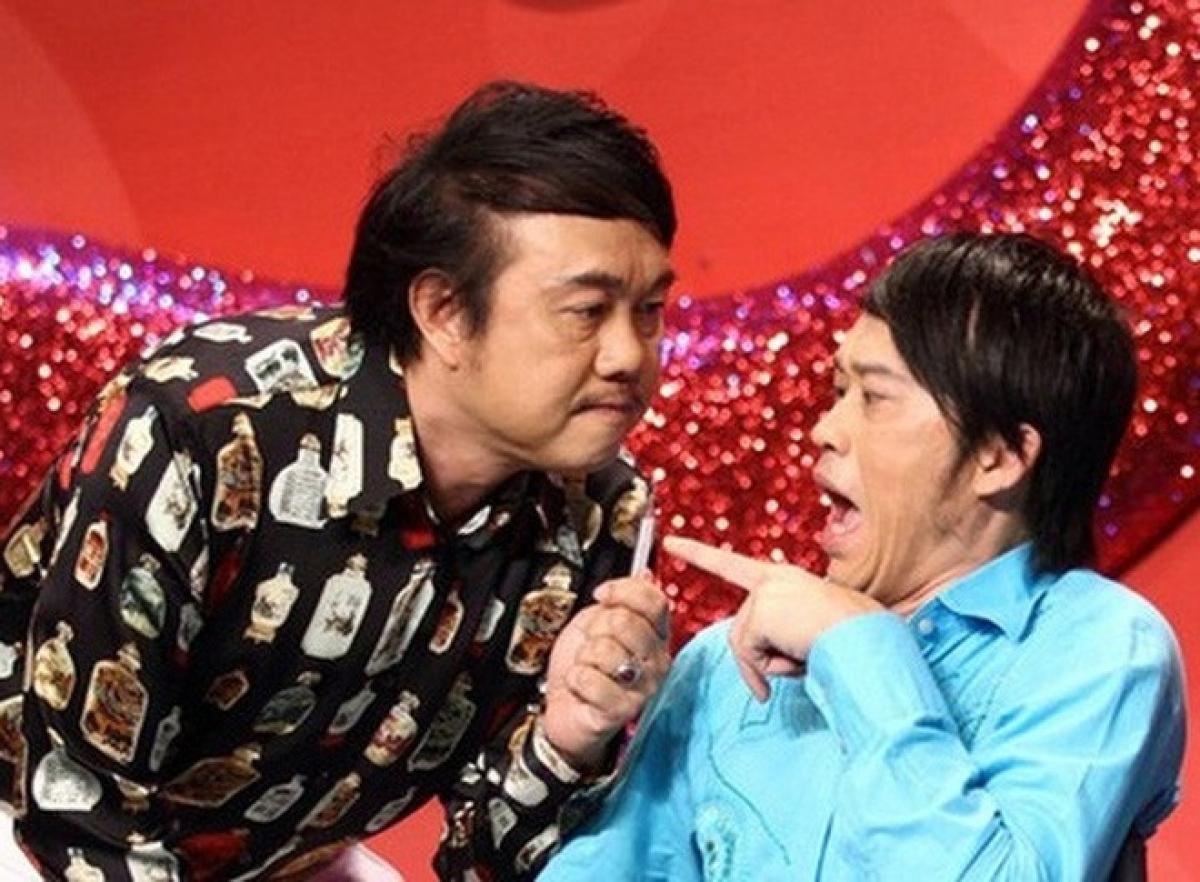 Anh thực sự bén duyên với nghiệp diễn viên hài sau khi Hoài Linh ngỏ lời mời.