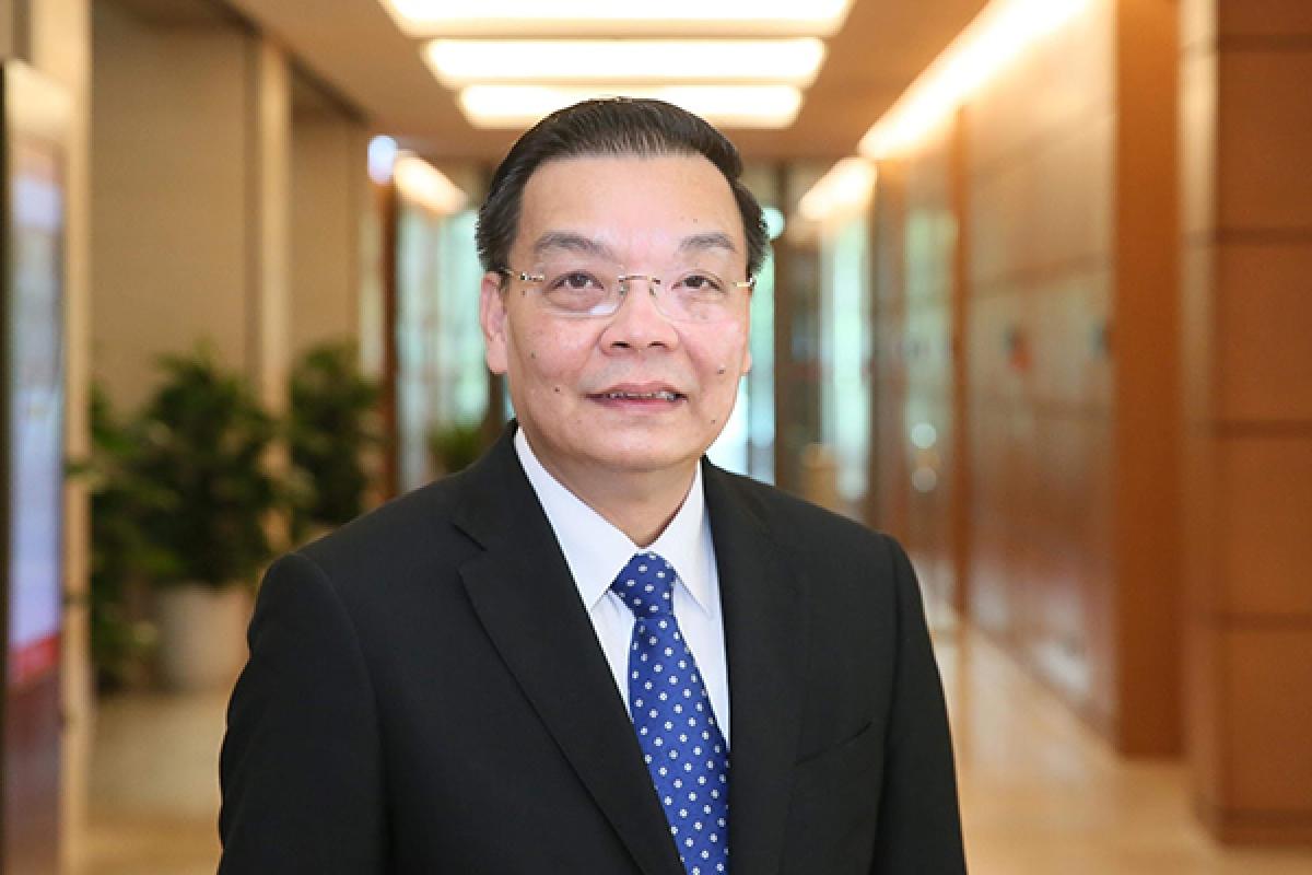 Quốc hội sẽ phê chuẩn miễn nhiệm chức danh Bộ trưởng Bộ KHCN đối với ông Chu Ngọc Anh tại kỳ họp thứ 10