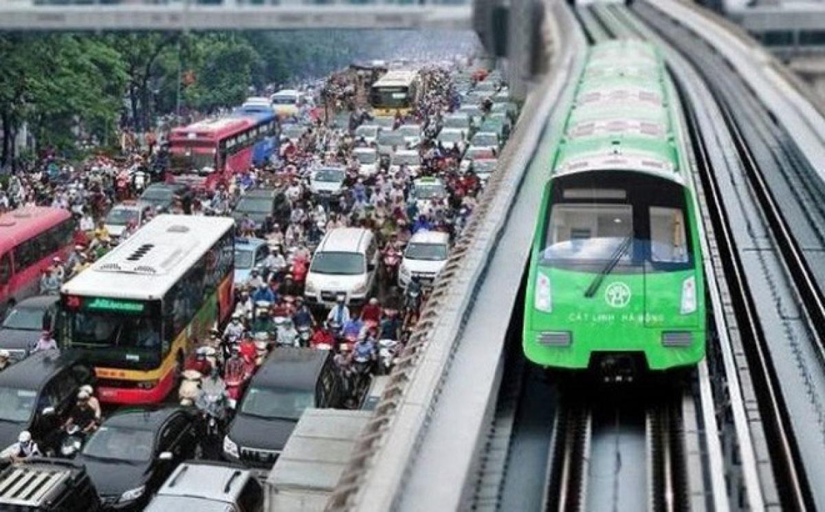 Hà Nội bất ngờ yêu cầu công bố biểu đồ chạy tàu đường sắt Cát Linh - Hà Đông.
