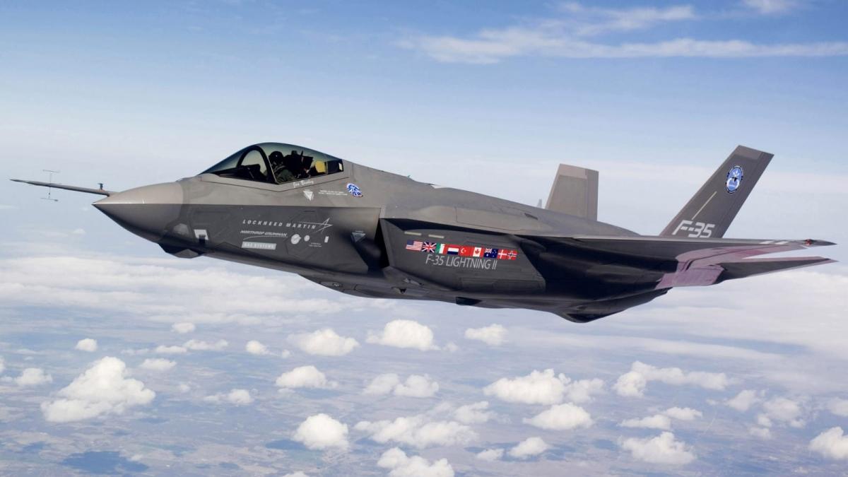 Tiêm kích F-35 của Mỹ. Ảnh: CNBC