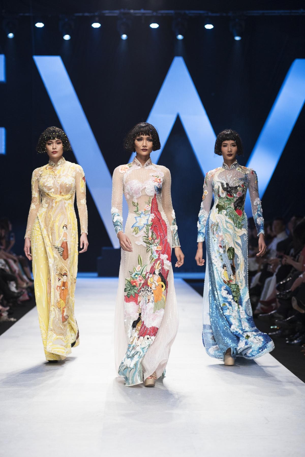 Tuần lễ Thời trang Quốc tế là sự kiện thường niên, thu hút sự chú ý của giới thời trang trong nước và quốc tế.
