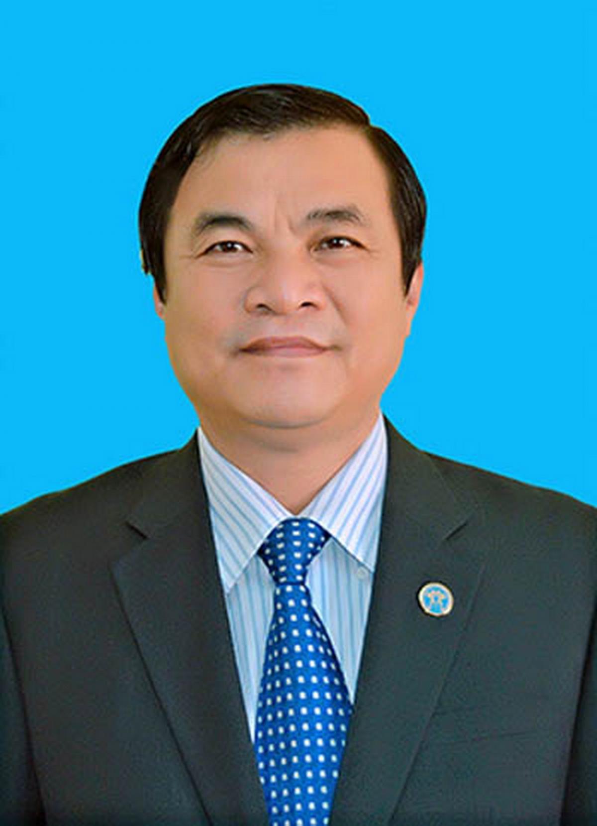 Ông Phan Việt Cường- Bí thư Tỉnh ủy Quảng Nam.