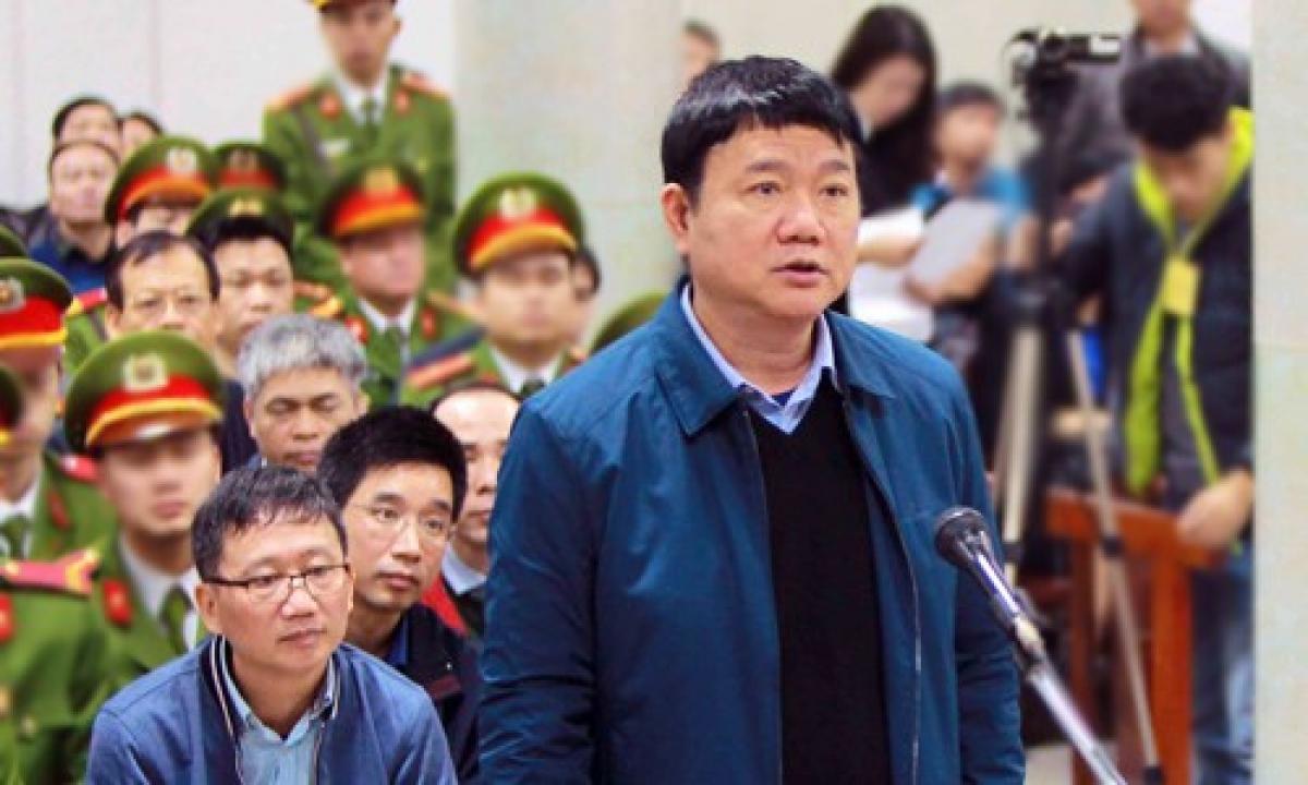 Cựu Bộ trưởng Bộ GTVT Đinh La Thăng được xác định đã tạo điều kiện cho Đinh Ngọc Hệ trong việc trúng thầu thu phí cao tốc TP HCM - Trung Lương.