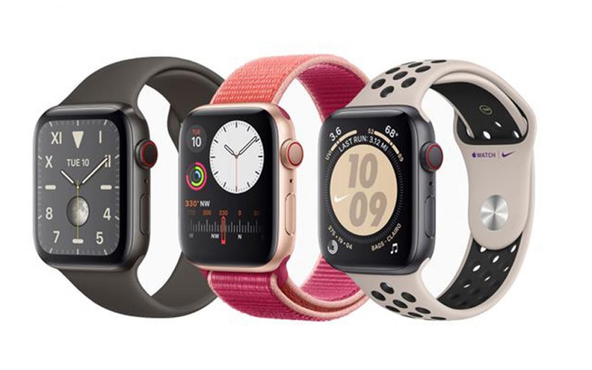 Đồng hồ thông minh (smartwatch) là món đồ công nghệ phù hợp làm quà cho phụ nữ.