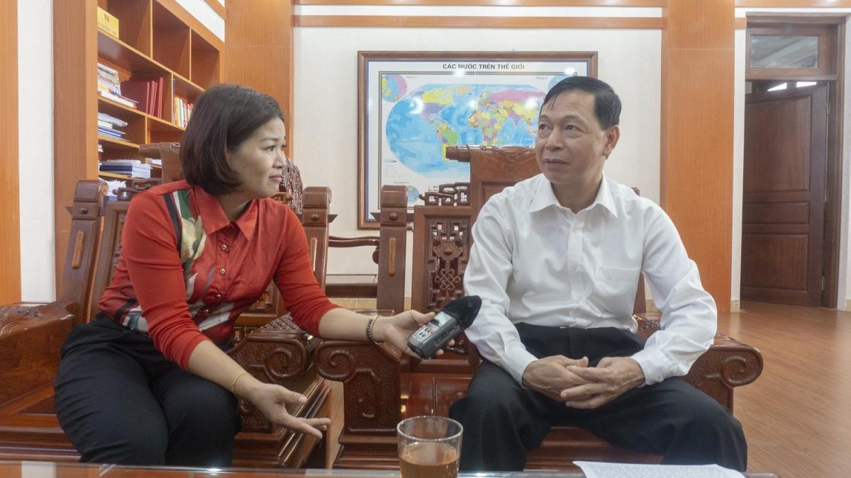 Ông Đỗ Trường Sơn, Bí thư Thành ủy Lào Cai: Nếu đồng chí nào khi nghỉ hưu nghỉ luôn sinh hoạt đảng đó là người cơ hội, vào đảng chỉ vì chức vụ quyền hạn, chỉ phục vụ công việc của mình.