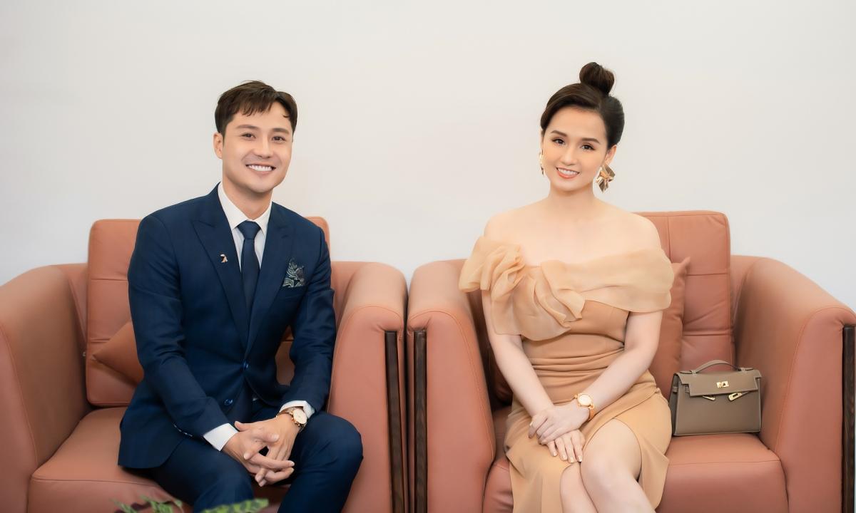 Thanh Sơn chia sẻ, tới đây anh sẽ kết hợp với Bình An, Ngô Mai Phương (MC Bữa trưa vui vẻ) trong một dự án phim truyền hình tết và 2 dự án phim truyền hình đầu năm 2021.
