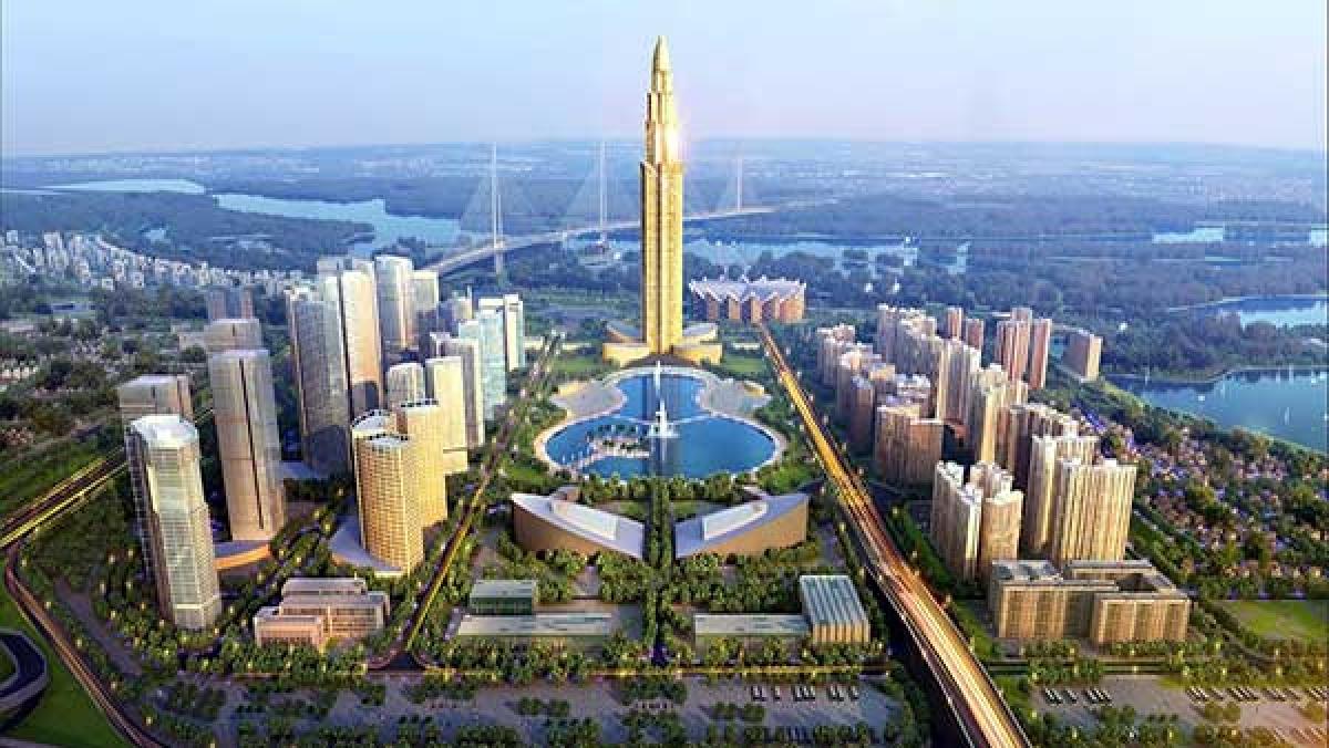 Phát triển đô thị thông minh cần khuyến khích sự tham gia trực tiếp của cộng đồng. (Ảnh minh họa: KT)
