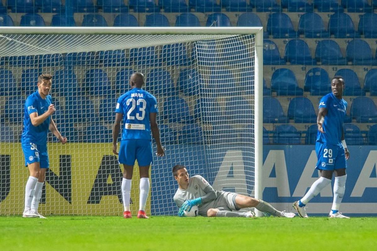 Filip Nguyễn thi đấu xuất sắc, góp phần đưa Slovan Liberec vào vòng bảng Europa League. (Ảnh: Slovan Liberec).