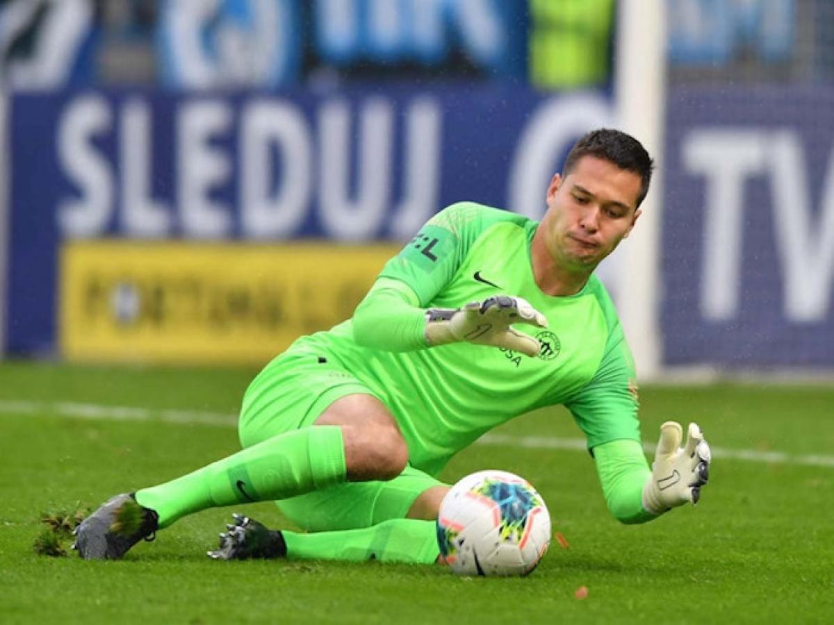 Filip Nguyễn được triệu tập lên tuyển CH Séc thayOndrej Kolar.