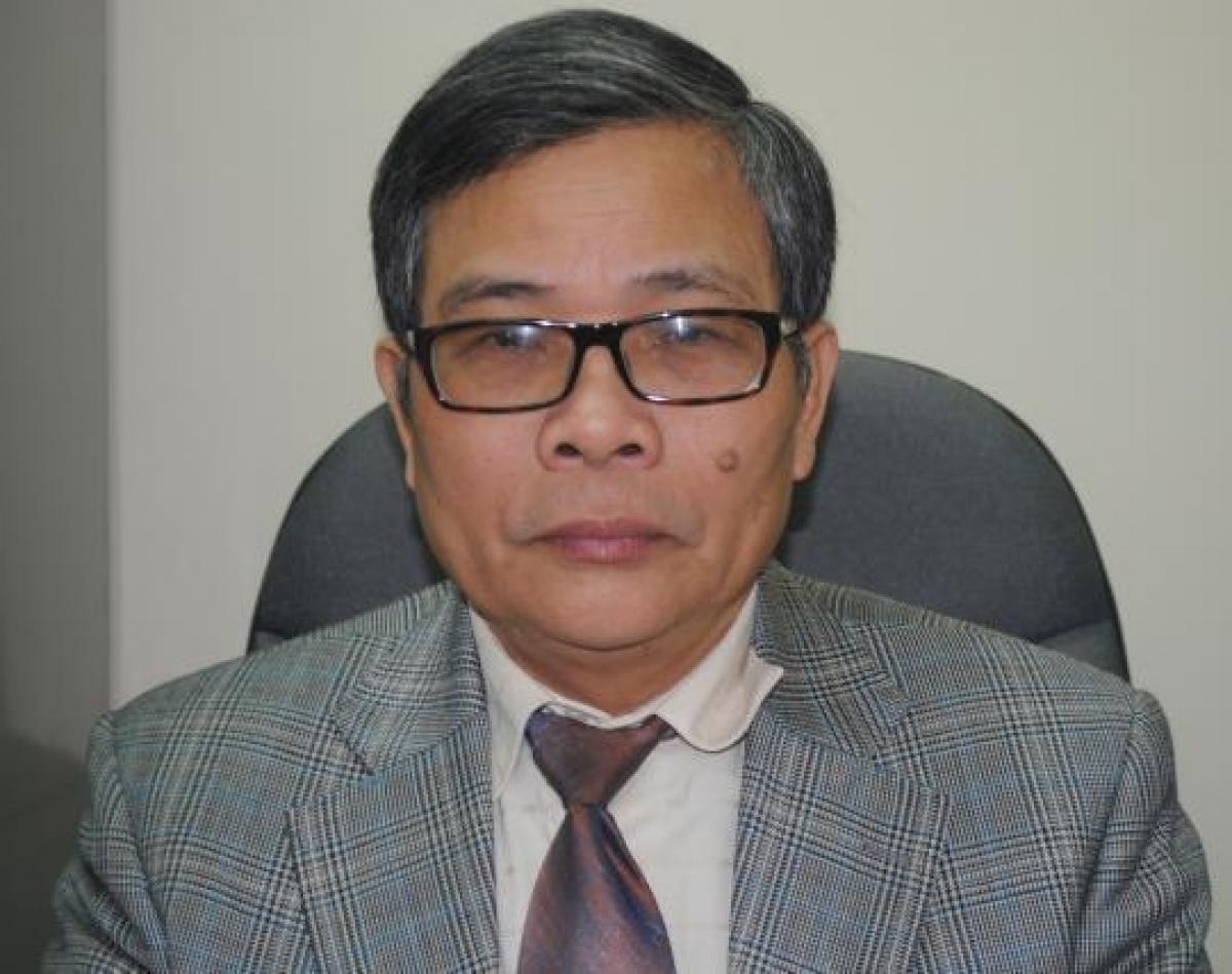 GS. TS. Đặng Đình Đào, nguyên Viện trưởng Viện Nghiên cứu Kinh tế và Phát triển