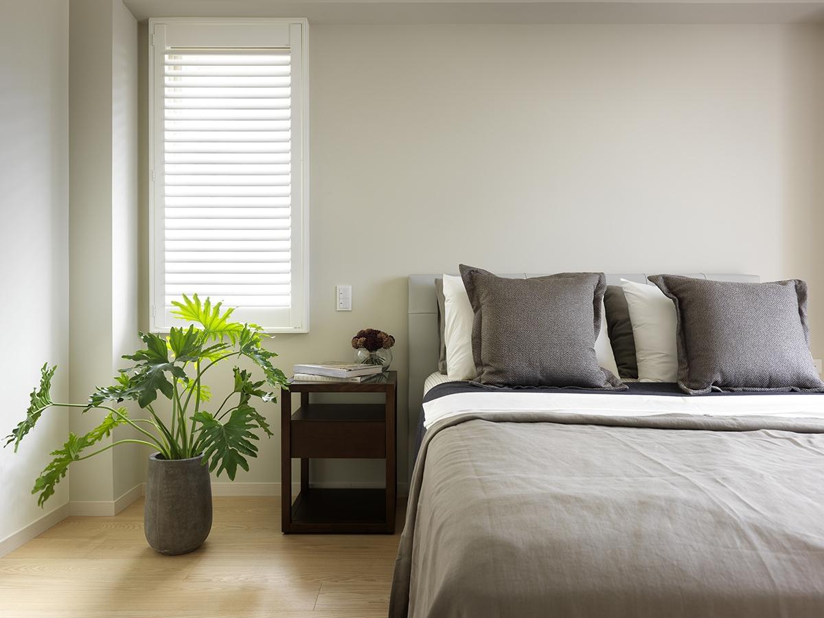 Cây xanh có tác dụng lớn trong việc thanh lọc không khí, cung cấp nguồn năng lượng tích cực để chủ nhà luôn cảm thấy thoải mái và hạnh phúc.
