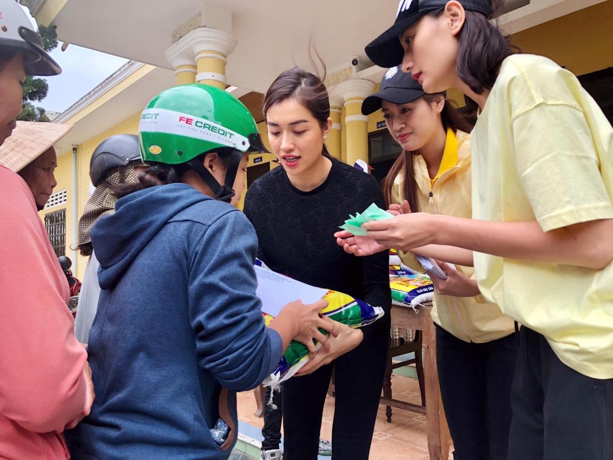 Bên cạnh các kế hoạch, dự án phát triển cá nhân, bản thân các người đẹp Hoa hậu Hoàn vũ Việt Nam cũng nhận thức được sứ mệnh, vai trò đối với cộng đồng, xã hội.