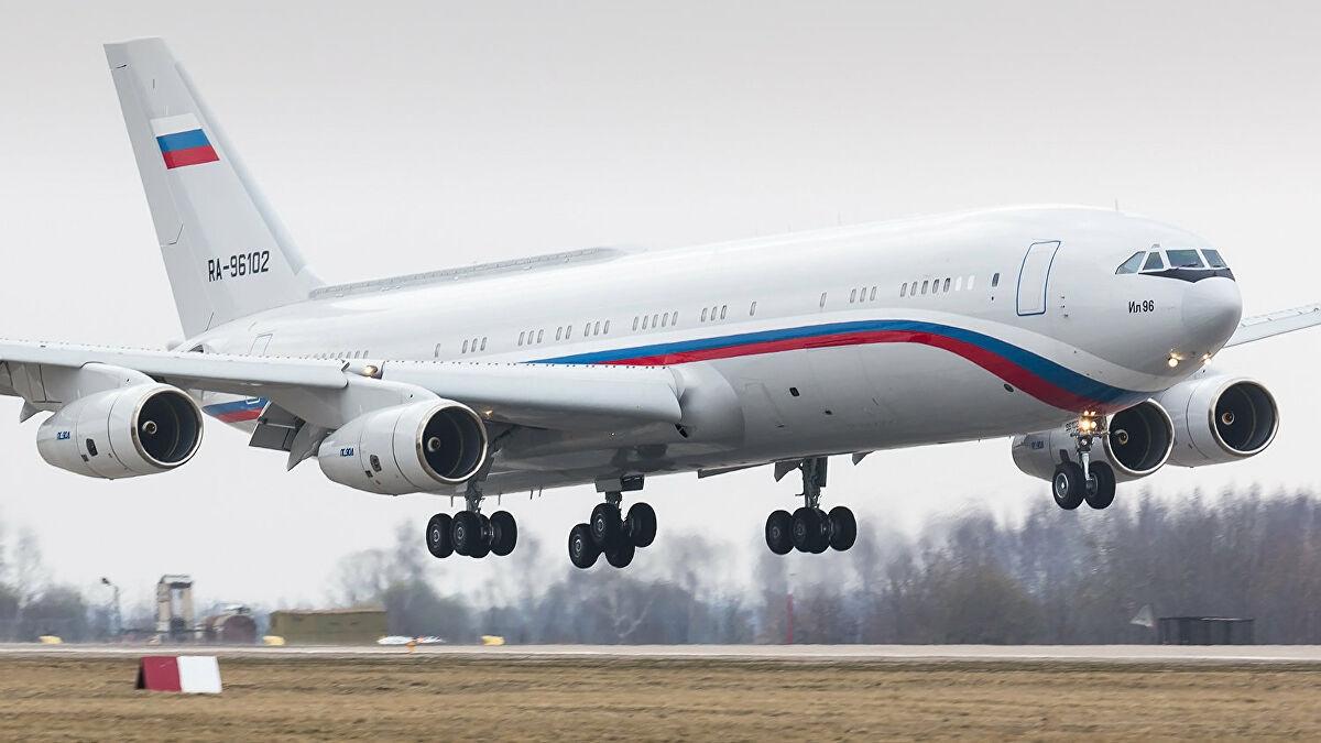 Il-96-400M. Ảnh: Sputnik