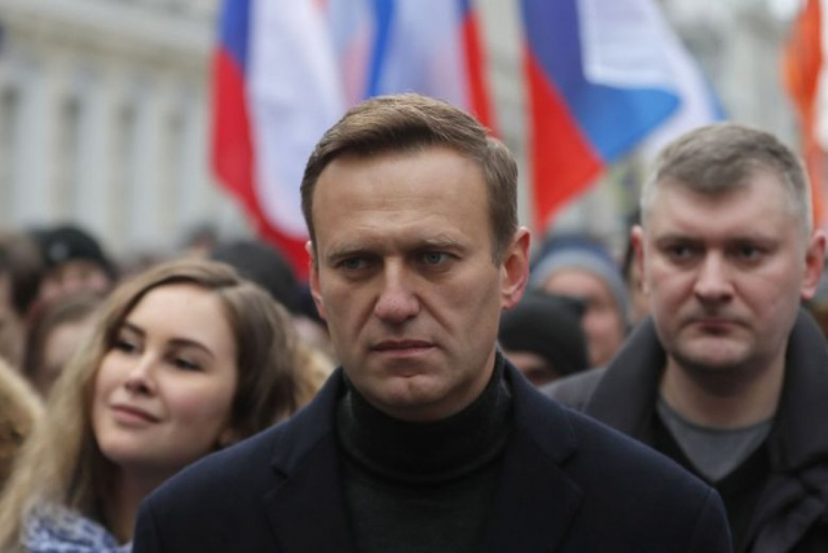 Ông Alexei Navalny (Ảnh: Sputnik)