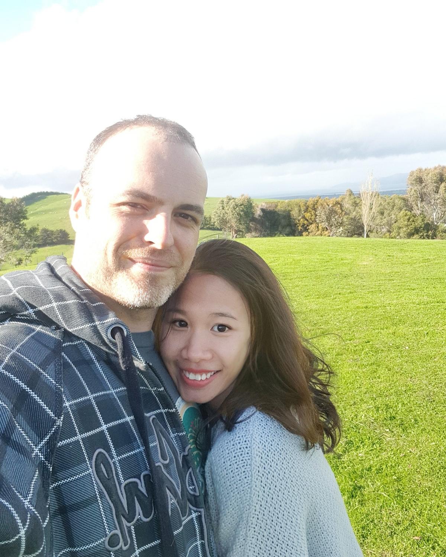 Thanh Thảo quyết định từ bỏ công việc giáo viên để sang Úc làm nông dân chăn bò cùng chồng.