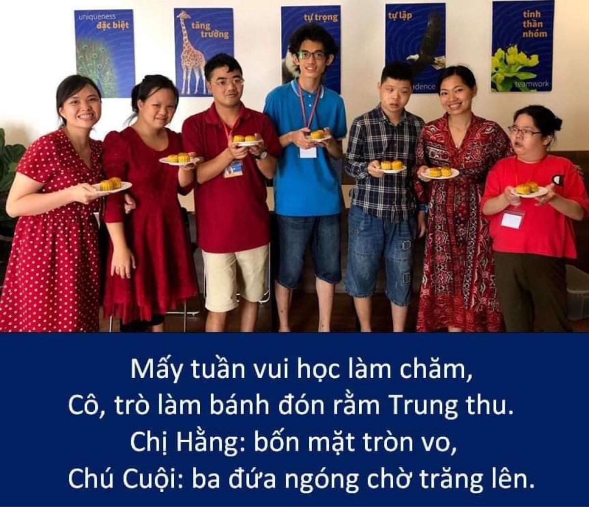 Những vần thơ vui của một phụ huynh học viên gửi tới Imago Work