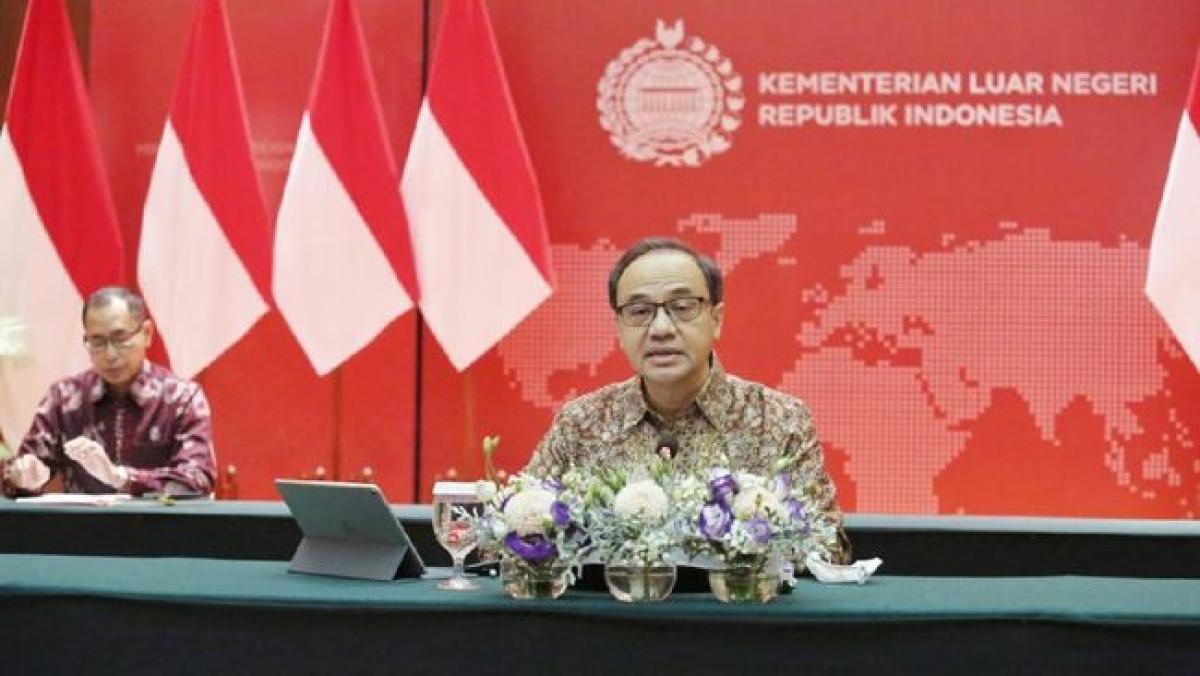 Người phát ngôn Bộ Ngoại giao Indonesia, ông Teuku Faizasyah. Nguồn: BNG Indonesia