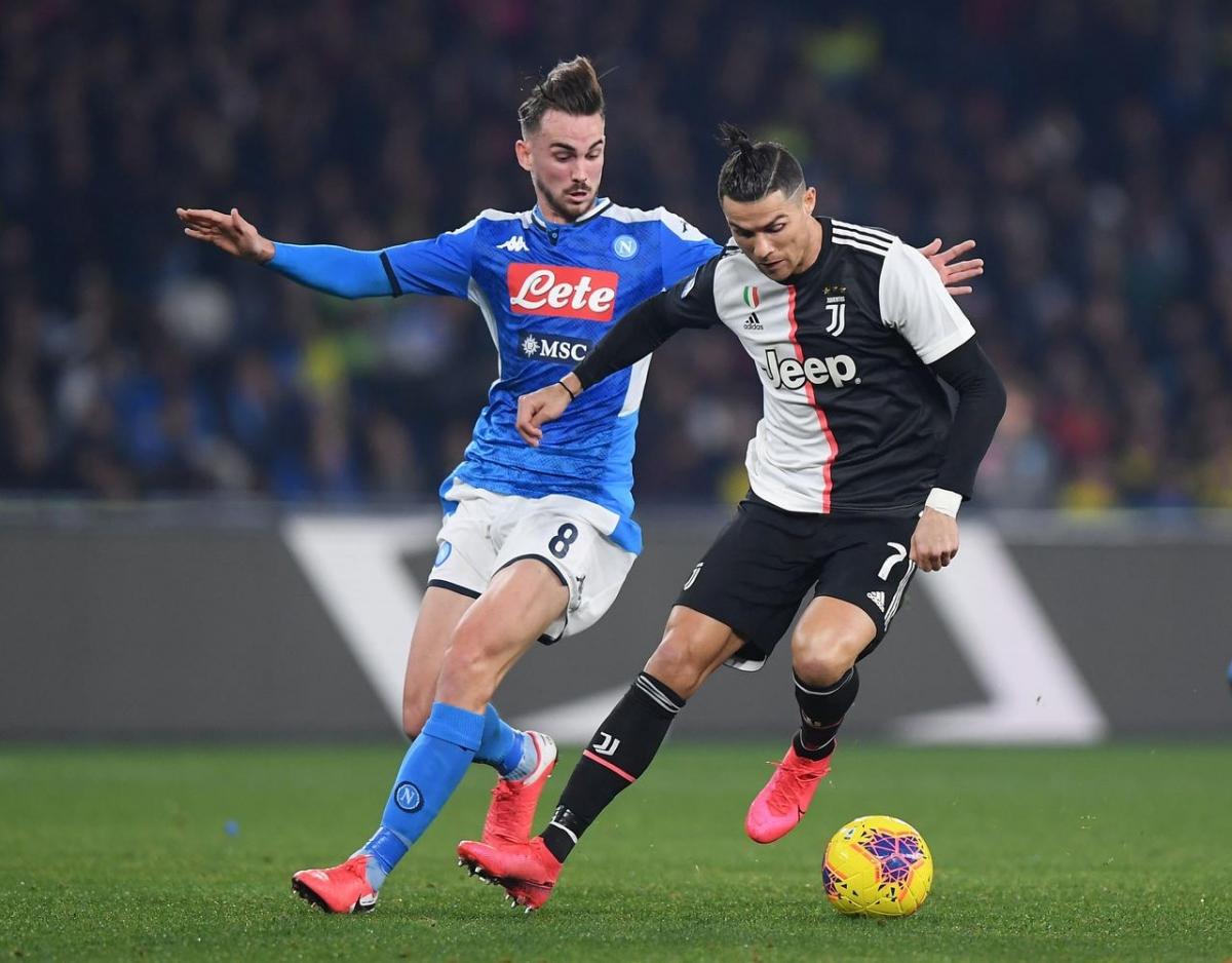 Trận đấu giữa Juventus và Napoli là tâm điểm chú ý vòng 3 Serie A. (Ảnh: Getty)