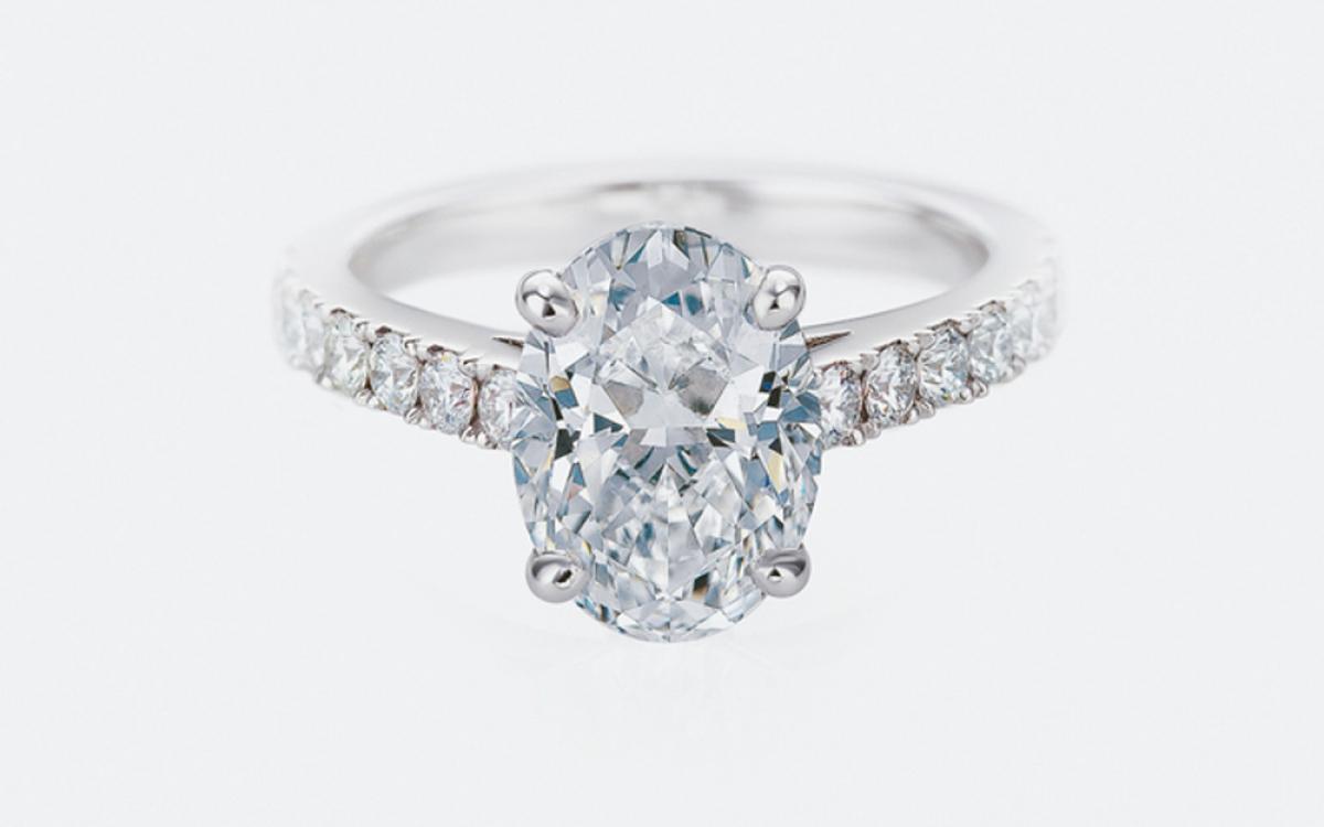 Kim cương được giới nhà giàu mua nhiều trong mùa dịch. (Ảnh: CNN)