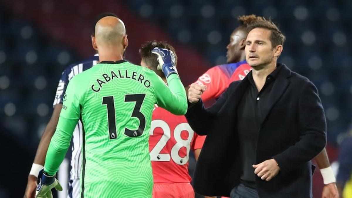 HLV Lampard cần lấy lại lòng tin của ban lãnh đạo và cổ động viên Chelsea (Ảnh: Reuters).