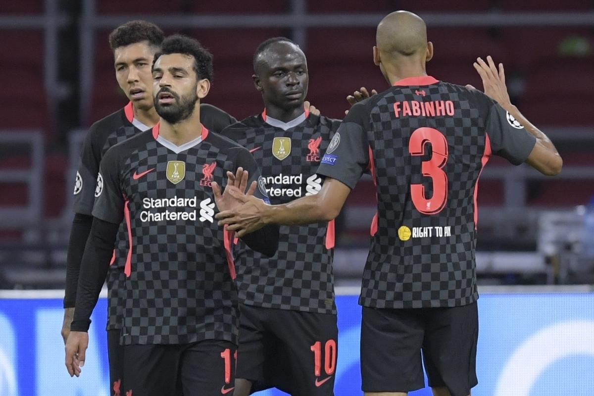 Liverpool vất vả đánh bại Ajax (Ảnh: Getty)