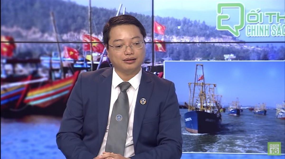 Luật sư Nguyễn Đức Hùng – Phó Giám đốc Công ty Luật TNHH TGS