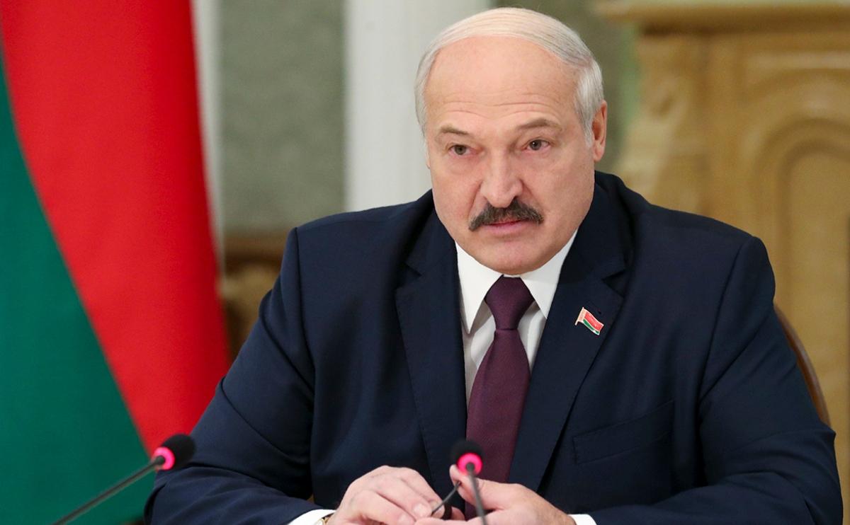 Tổng thống Belarus Lukashenko. Ảnh: AP