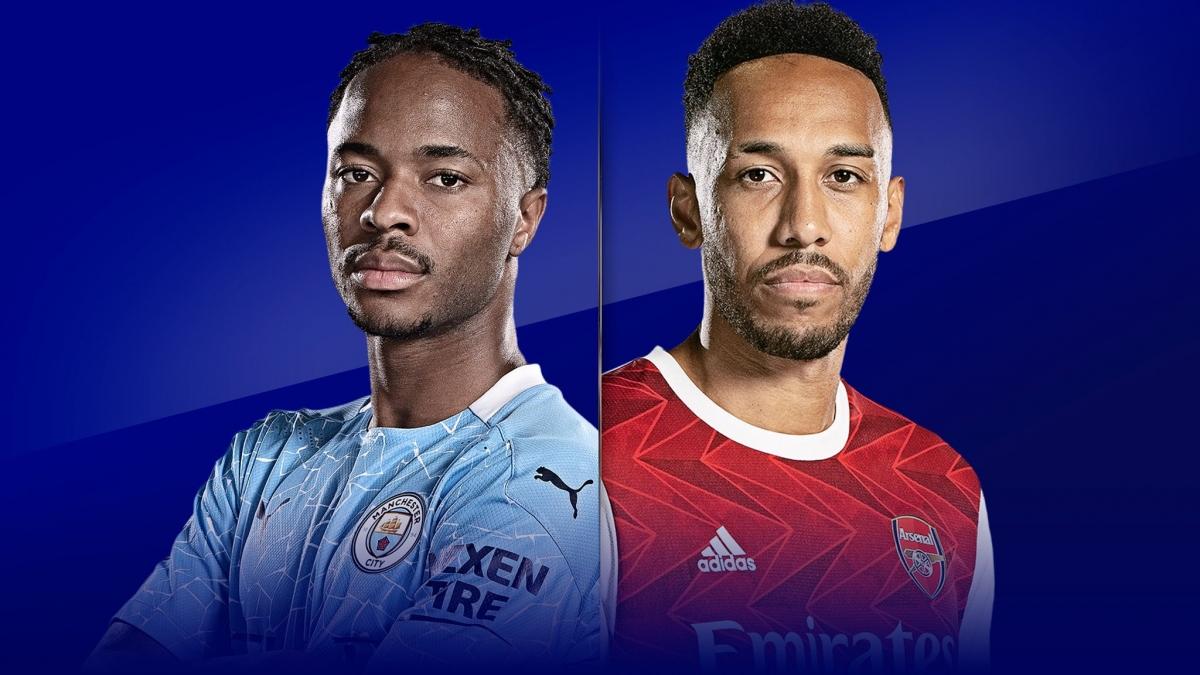 Man City đã liên tiếp gieo ác mộng cho Arsenal nhưng họ lại đang vật lộn trong cơn ác mộng chấn thương. (Ảnh: Sky Sports)
