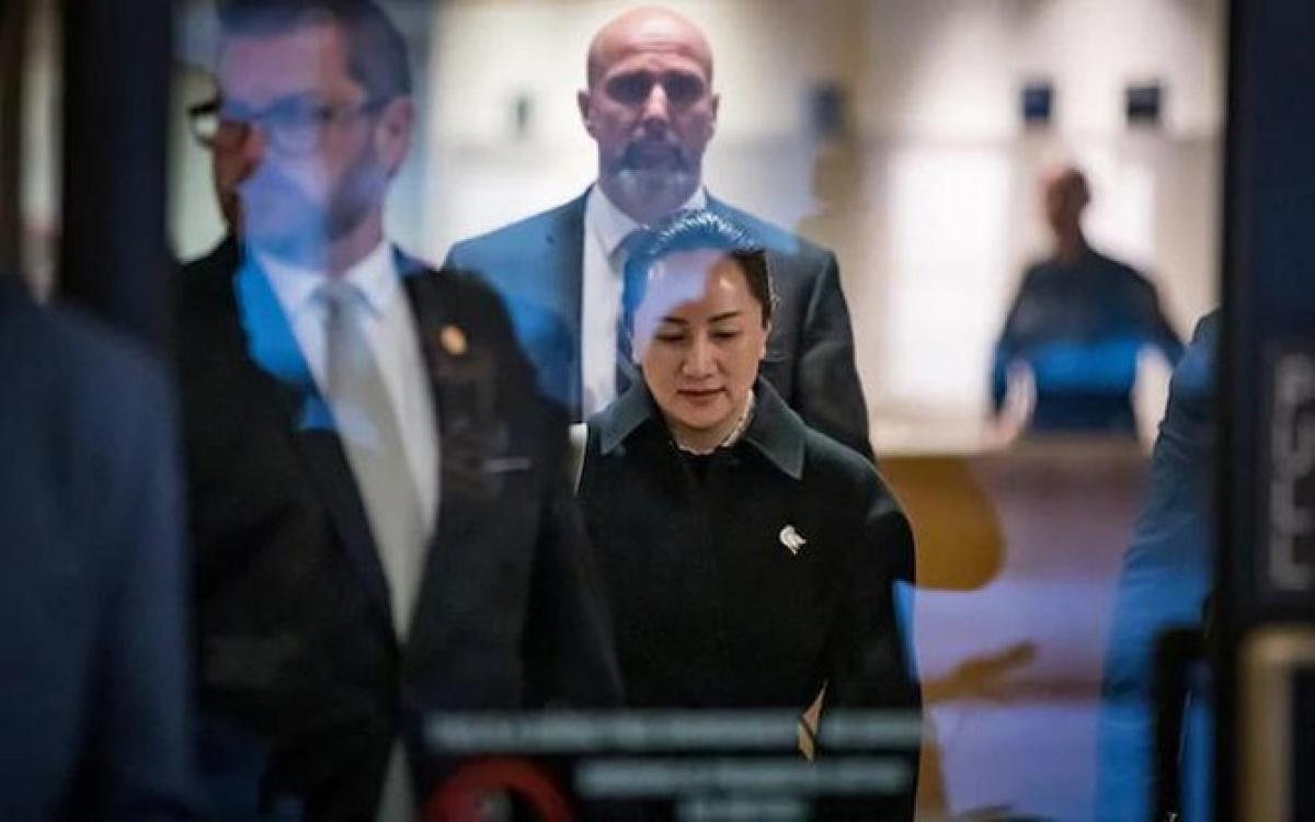 Bà Mạnh Vãn Chu. Ảnh: Bloomberg
