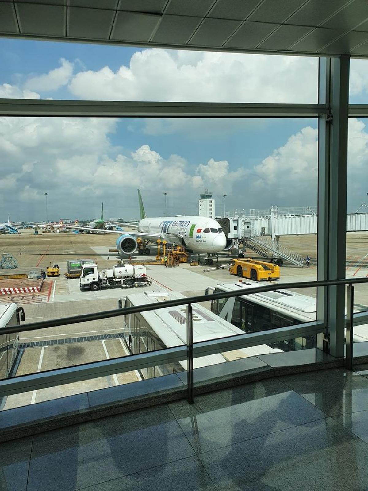 Trước đó, Bamboo Airways đã bay kết nối tới Đài Loan (Trung Quốc), Hàn Quốc, Đức… đưa công dân Việt Nam hồi hương.