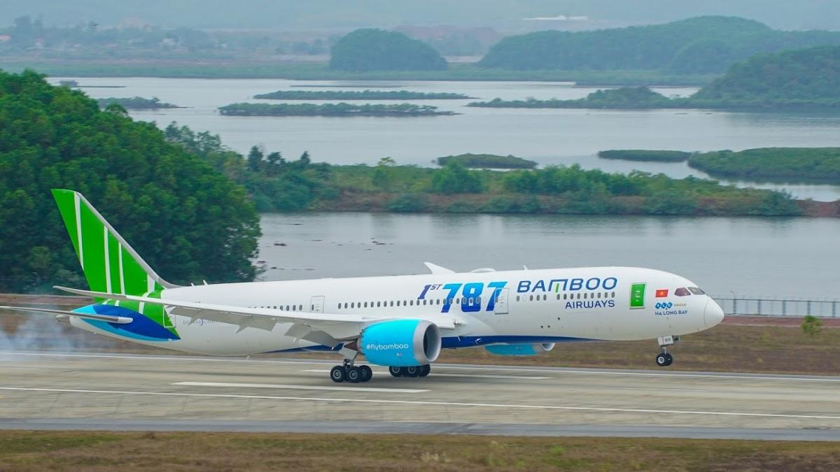 Bamboo Airways và nhiều hãnh hành không cho biết, trong hôm nay sẽ điều chỉnh nhiều chuyến bay do ảnh hưởng bão số 9.