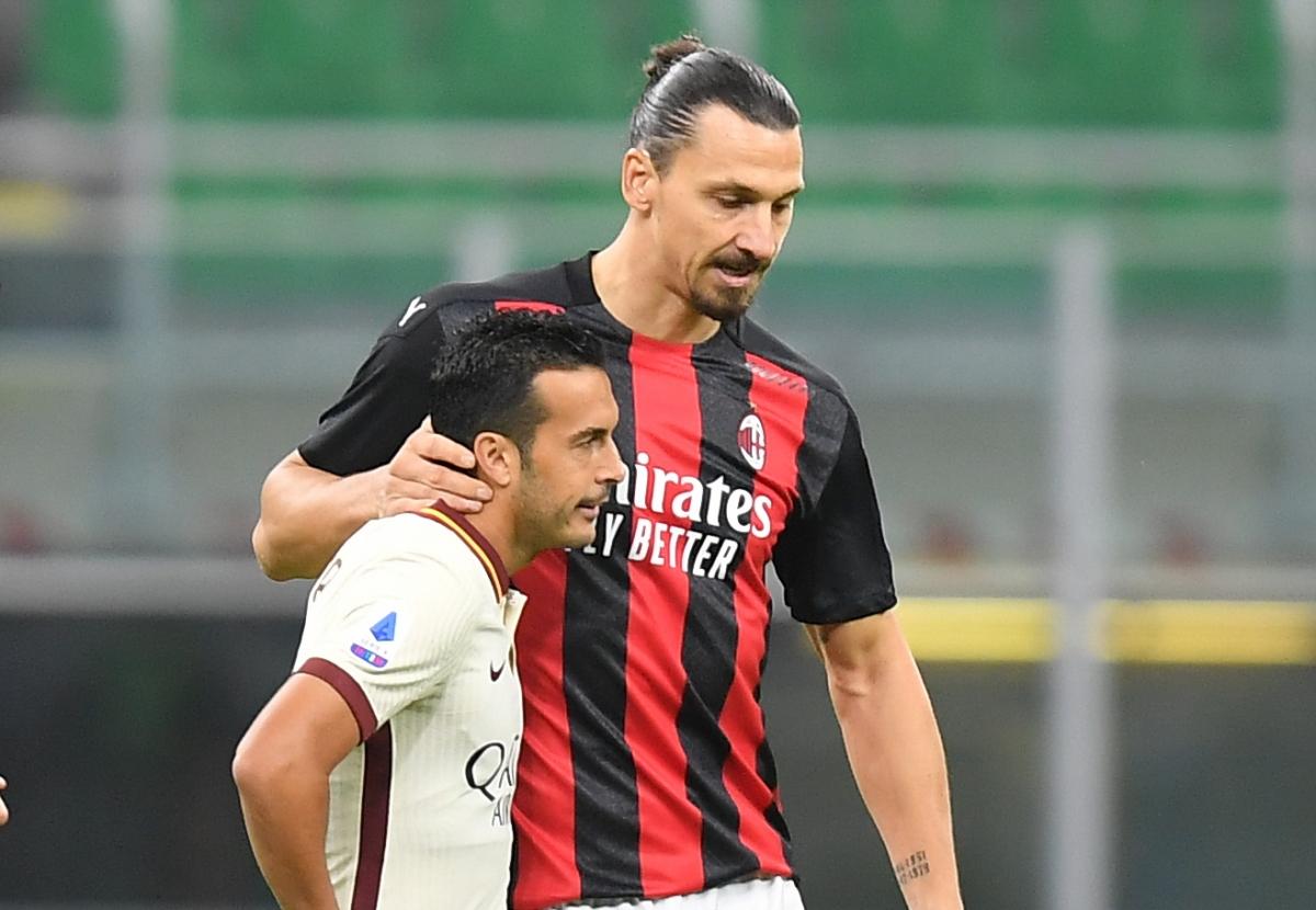 """Nhưng chính sai lầm của cầu thủ người Thụy Điển đã góp phần khiến Milan """"đánh rơi"""" 2 điểm và mất mạch toàn thắng. (Ảnh: Getty)."""