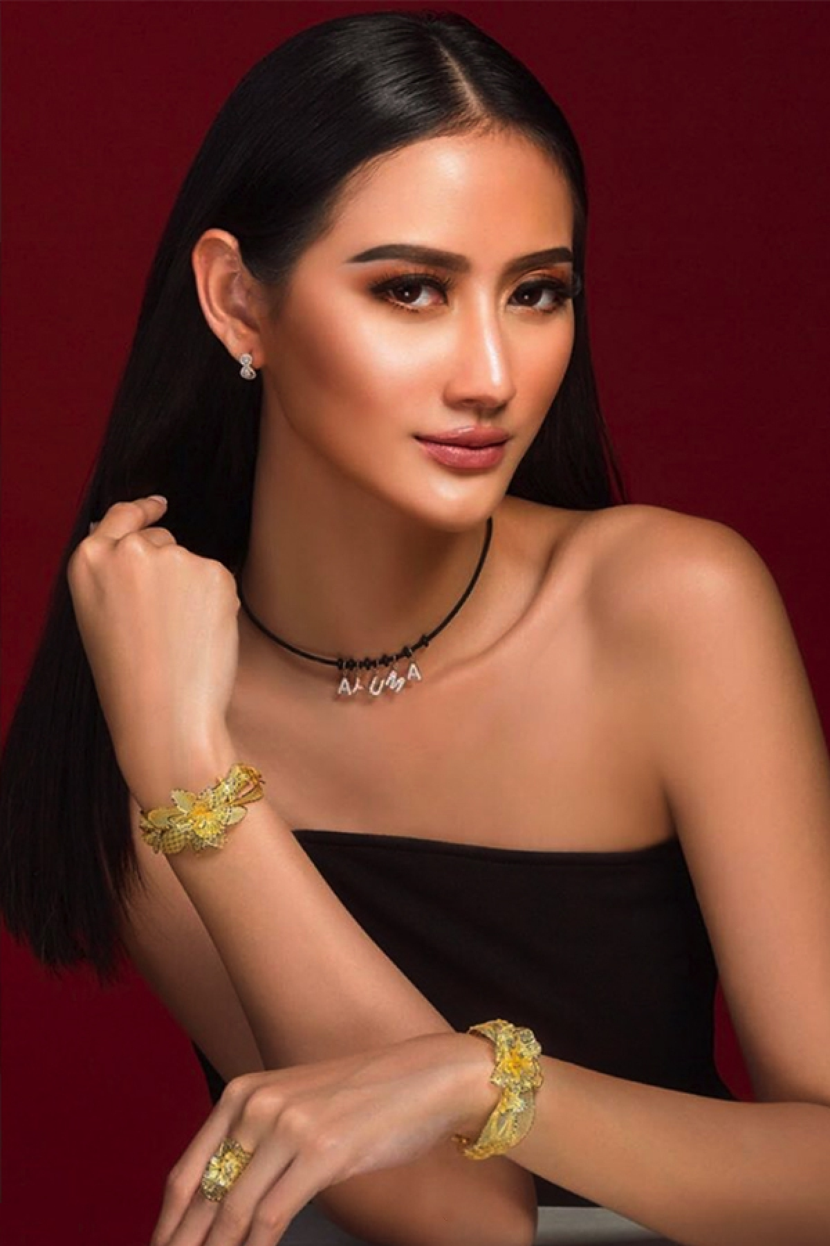 Ayu Maulida, 22, of Indonesia, stands at 1.78 metres tall and currently works as a model. She is going into the competition with a strong background, having already received praise from renowned beauty websites such as Missosology and Angelopedia. (Photo: Instagram Ayu Maulida)