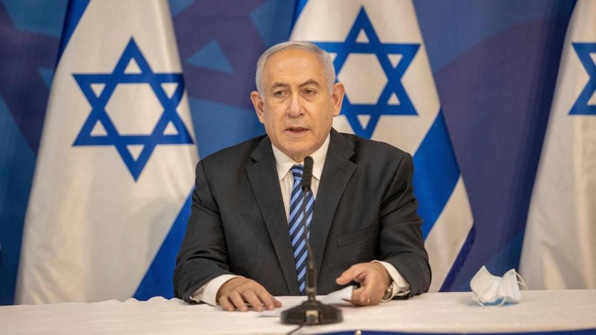 Thủ tướng Israel Netanyahu. Ảnh: TRT World