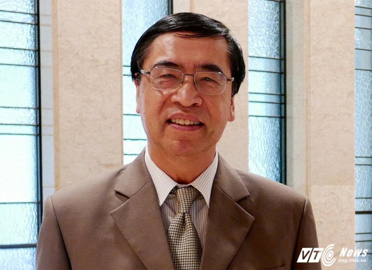 Ông Nguyễn Phú Bình