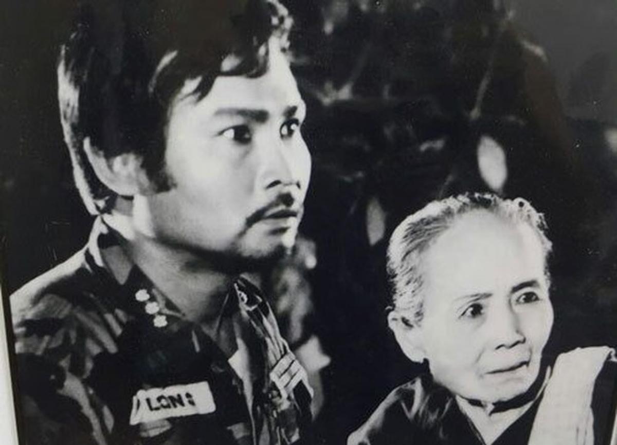"""NSND Lý Huỳnh trong phim """"Mùa gió chướng""""."""