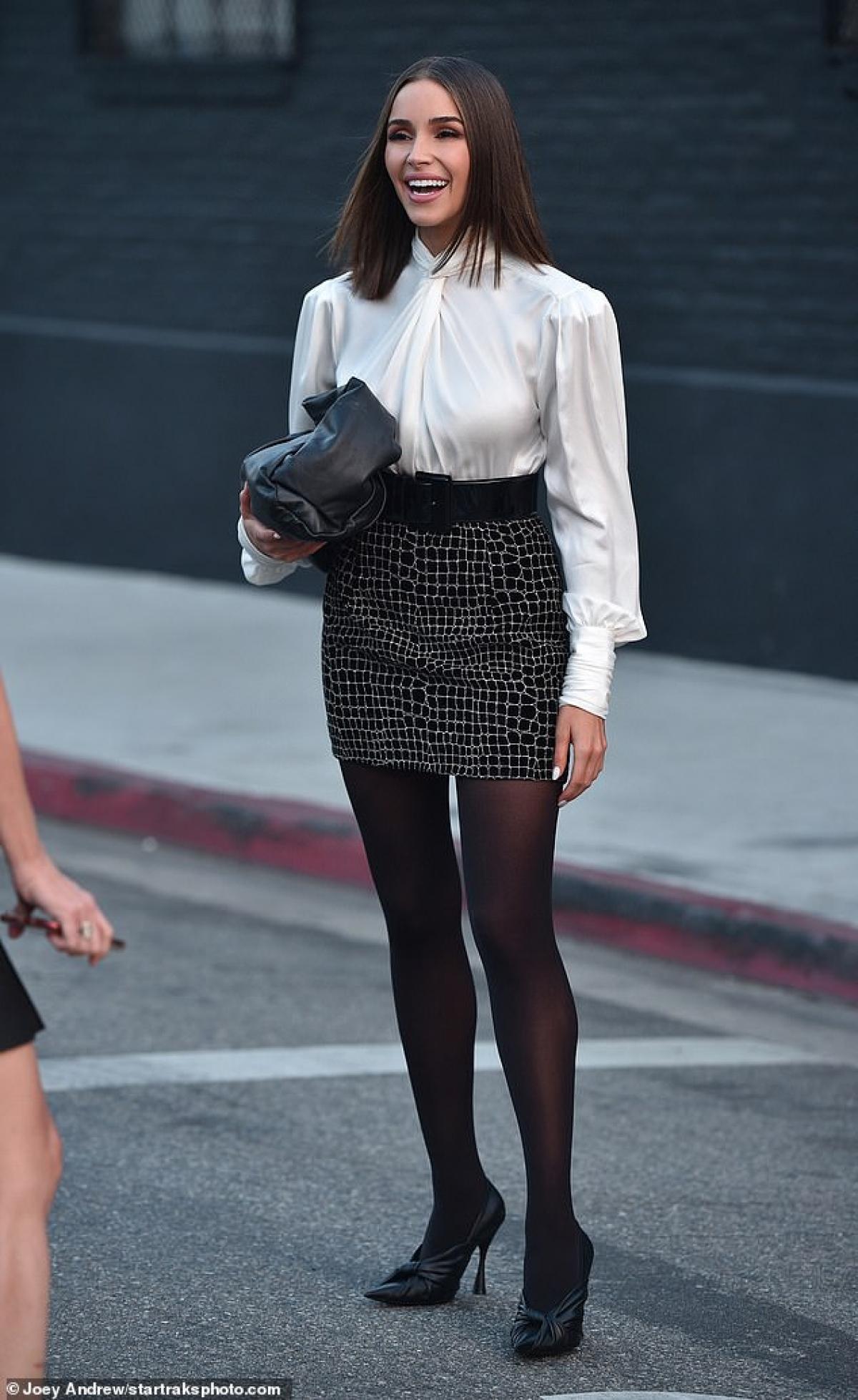 Olivia Culpo được nhận xét ngày càng xinh đẹp, quyến rũ.