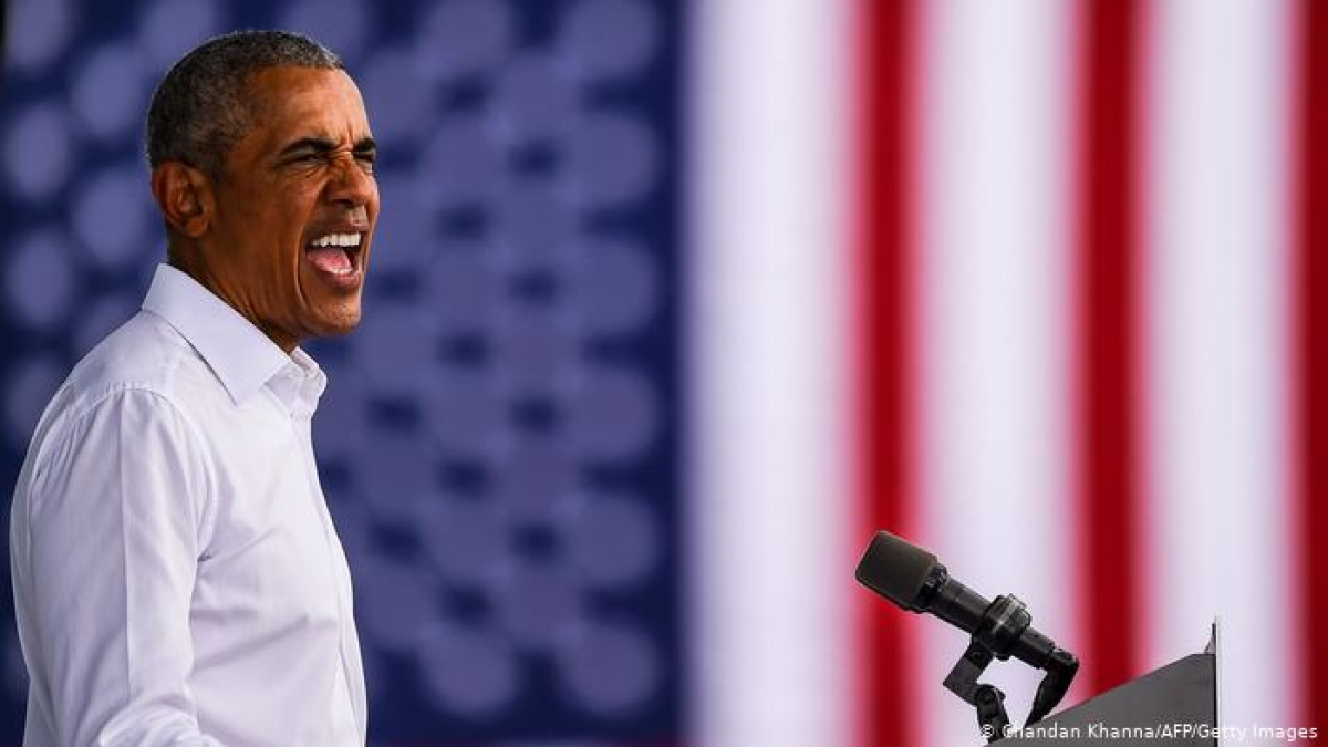 Cựu Tổng thống Mỹ Barack Obama. Ảnh: AFP/Getty.