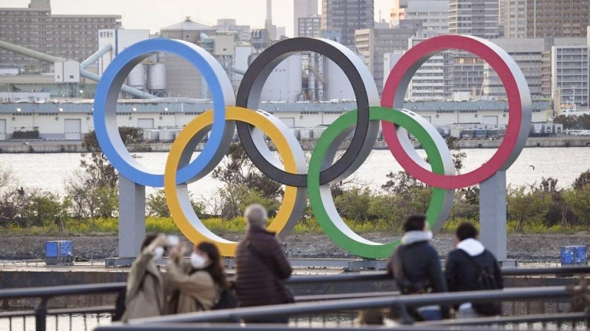 Olympic Tokyo rời thời gian tổ chức sang năm 2021 (Ảnh: Getty).