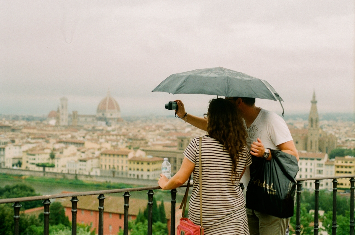 Ô là vật không thể thiếu cho các chuyến du lịch.