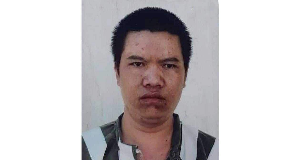 Phạm nhân Lăng Văn Phi.