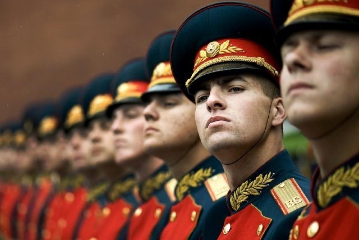 Quân nhân Nga. Ảnh: Defence Talk.