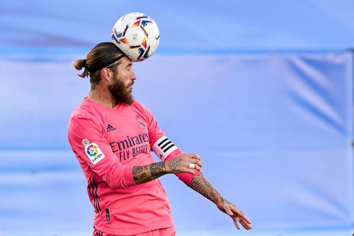 Ramos đã bình phục chấn thương (Ảnh: Getty).