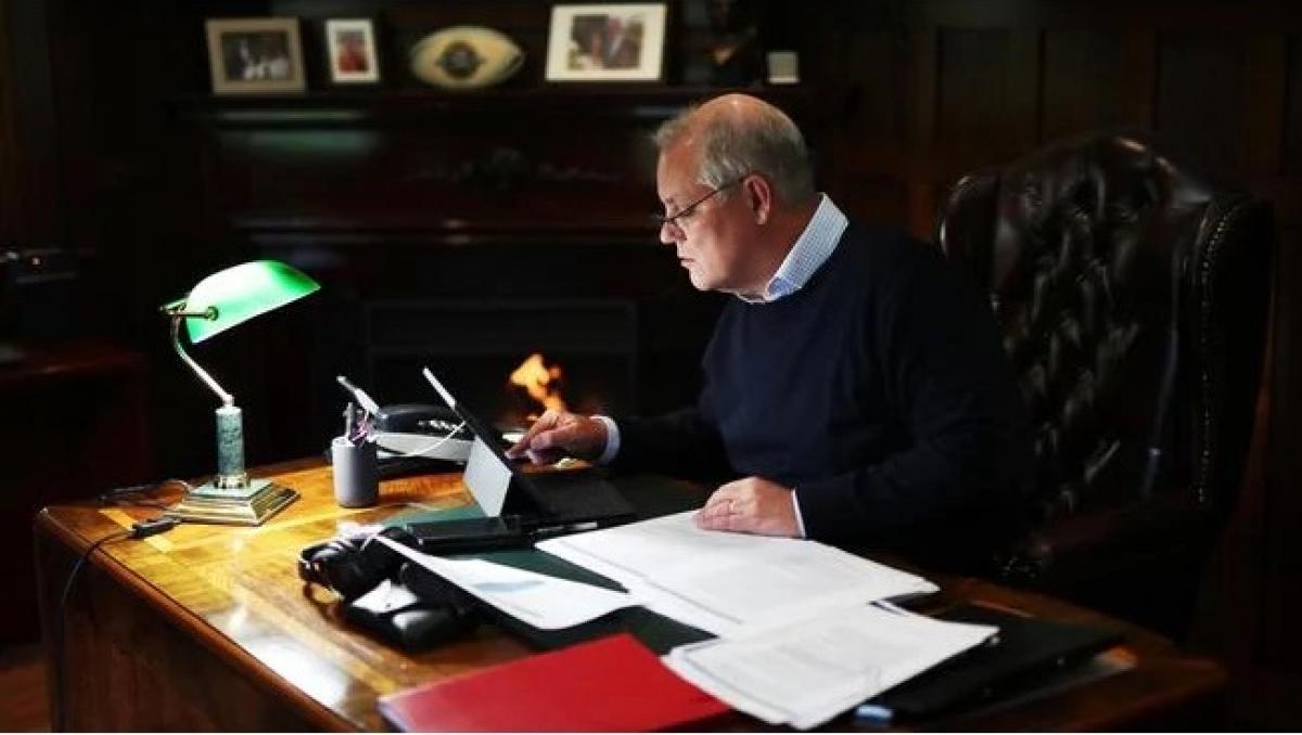 Sáng kiến sản xuất hiện đại là một trong những nội dung của kế hoạch ngân sách giai đoạn 2020_2021 mà Thủ tướng Scott Morrison chuẩn bị công bố vào những ngày tới. (Nguồn: Adam Taylor)