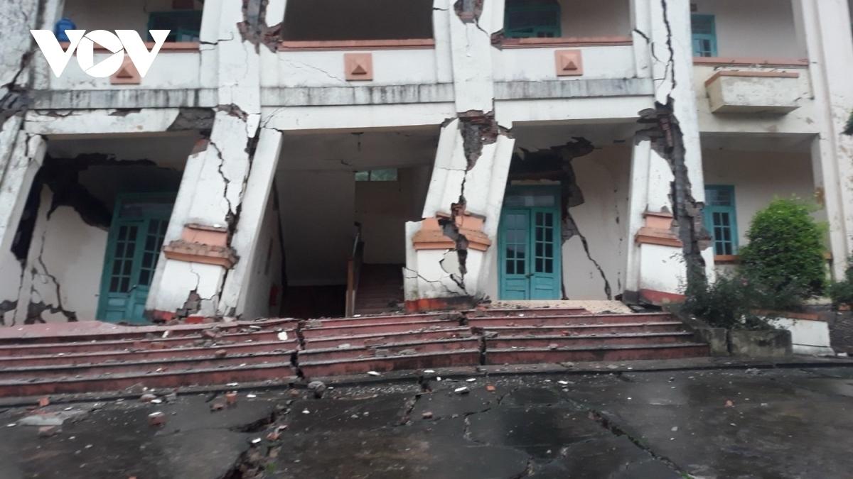 Đồn Biên phòng Cửa khẩu quốc tế Cha Lo, tỉnh Quảng Bình được di dời sớm hạn chế thiệt hại